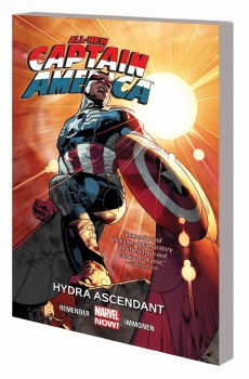All New Captain America TP