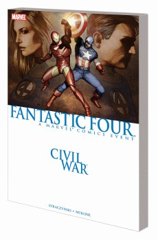 Civil War Fantastic Four TP Ne