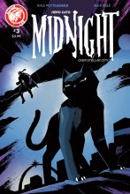 Hero Cats Midnight Over Stellar City #3 (of 3)