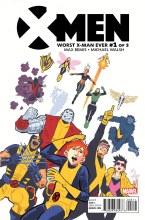 X-Men Worst X-Man Ever #1 Of(5)