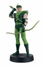 DC Superhero Best of Figurine #8 Green Arrow w/Collectors Mag