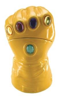 Marvel Heroes Infinity Gauntlet Px Cookie Jar