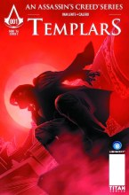 Assassins Creed Templars #1 Cover C Calero