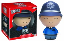 Dorbz Hot Fuzz Danny Butterman Vinyl Figure
