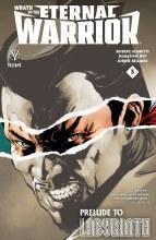 Wrath of the Eternal Warrior #5 Cover A Jimenez (New Arc)