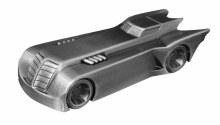 Batman Tas Batmobile Opener (C
