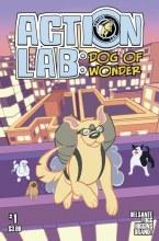 Action Lab Dog of Wonder #1 Cover A Higgins & Brandt