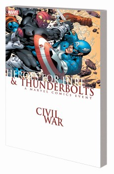 Civil War Heroes For Hire Thunderbolts TP