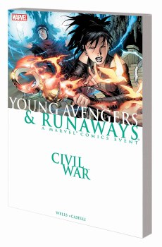 Civil War Young Avengers and R