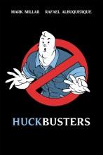 Huck #5 Cover B Albuquerque