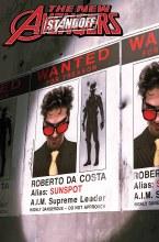 New Avengers #8 Aso