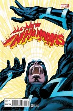 All New Inhumans #5 Adams Classic Variant