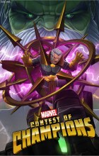 Contest of Champions #6 Kabam Game Variant Cover
