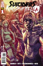 Suiciders King of Hella #1 (of 6) (Mr)