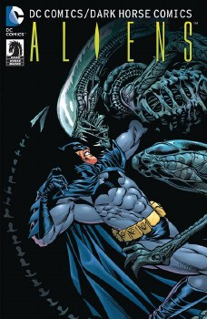 DC Comics Dark Horse Aliens TP
