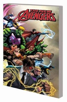 New Avengers Aim TP VOL 01 Eve