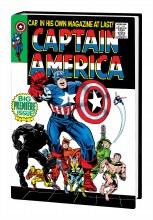 Captain America Omnibus HC VOL 01 New Ptg