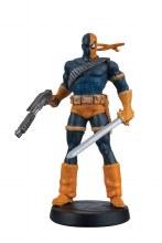 DC Superhero Best of Fig Coll Mag #9 Deathstroke