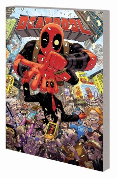 Deadpool Worlds Greatest TP VOL 01 Millionaire With a Mouth