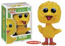 Pop Sesame Street Big Bird 6in Vinyl Figure