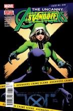 Uncanny Avengers #8 Aso