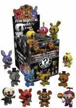 Mystery Minis Five Nights at Freddys Blind Box Figure