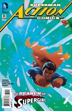 Action Comics #51 (Super Leagu
