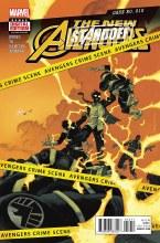 New Avengers #10 Aso