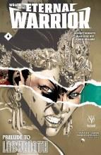 Wrath of the Eternal Warrior #6 Cover A Jimenez
