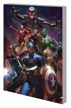 Avengers K TP Book 01 Avengers