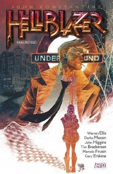 Hellblazer TP VOL 13 Haunted (Mr)