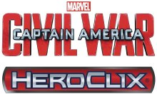 Marvel Heroclix Captain America Civil War 24 Ct Display