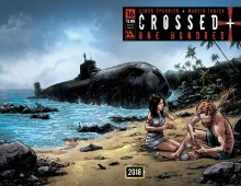 Crossed Plus 100 #16 American History X Wrap Cover (Mr)