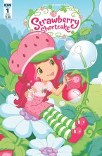 Strawberry Shortcake #1 Subscr