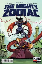 Mighty Zodiac #1 (of 6)