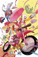 Gwenpool #1 by Gurihiru Rolled Poster