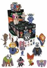 Mystery Minis Disney Zootopia Blind Box Vinyl Figure