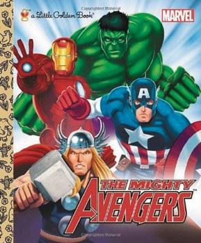 Mighty Avengers Little Golden Book