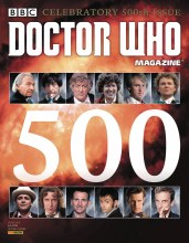 Doctor Who Magazine #500