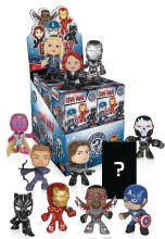 Mystery Minis Captain America Civil War Blind Box Figure