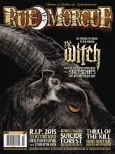 Rue Morgue Magazine #171