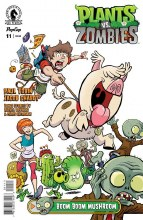 Plants Vs Zombies Ongoing #11