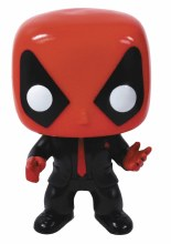 Pop Marvel Deadpool Dressed To Kill Px Vinyl Figure
