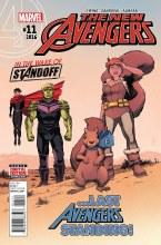 New Avengers #11 Aso