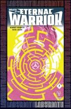 Wrath of the Eternal Warrior #7 Cover A Allen (New Arc)