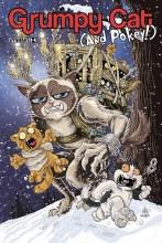 Grumpy Cat & Pokey #4 (of 6) Cover C Haeser