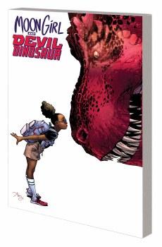 Moon Girl and Devil Dinosaur Tp