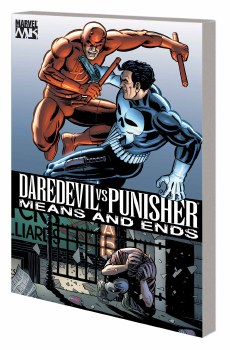 Daredevil Vs Punisher Means and Ends TP New Printing
