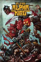3 Floyds Alpha King #1 (of 5)