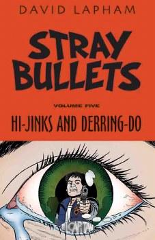 Stray Bullets TP VOL 05 Hi-Jin